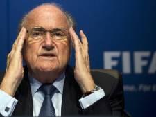 Blatter wil erevoorzitter afzetten: Havelange moet weg