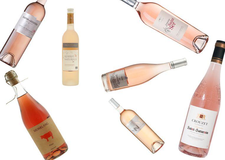 Het Is Tijd Voor Rosé De Beste Rosé Uit De Supermarkt De