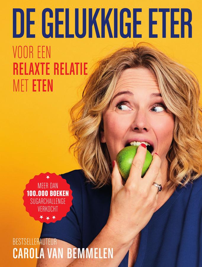 Gelukkige eter Carola van Bemmelen