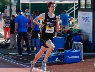 """Tibo De Smet pakt EK U23-limiet op 800m: """"Dankzij perfect haaswerk"""""""