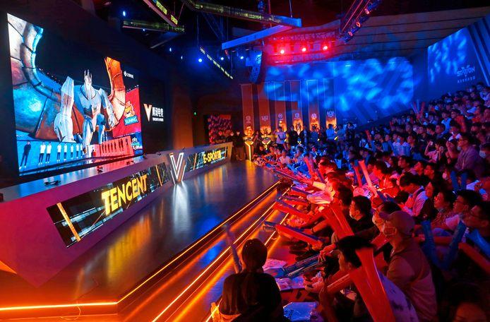 Minderjarige spelers niet meer welkom bij Chinese League of Legends-competitie.
