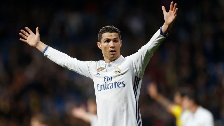 Cristiano Ronaldo. Beeld Photo News