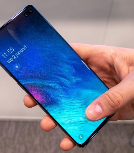 Gloednieuwe Samsung Galaxy S10 onder de loep: topmodel in drievoud