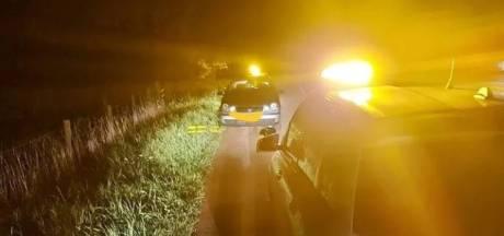 'Ontvoering' Winterswijk leidt tot groot alarm: 'Maar bestuurder zat alleen in auto'