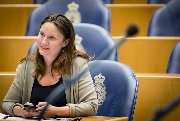 Suzanne Kröger, GroenLinks.