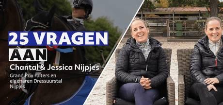 25 vragen aan... amazones Chantal en Jessica Nijpjes