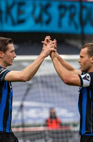 Club Brugge nu toch op titelspoor: goals De Ketelaere en invaller Vanaken goed voor eerste zege in play-offs