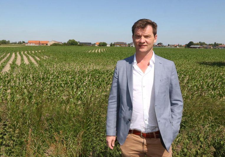 Schepen van Ruimtelijke Ordening Frank Gheeraert keert de politiek de rug toe.