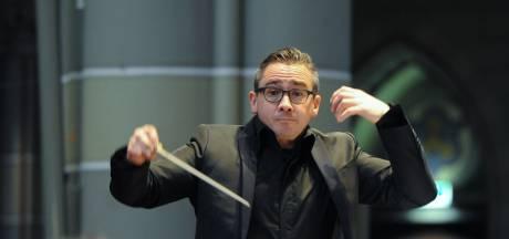 Brabantse zzp'ers tijdens coronacrisis: dirigent Jos Schroevers uit Breda blijft motiveren