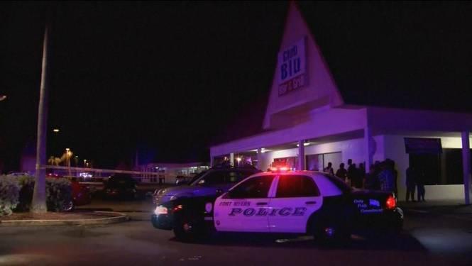 Nieuwe schietpartij in nachtclub Florida