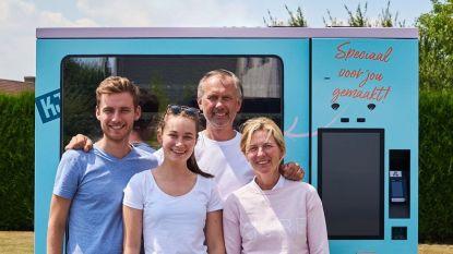 Geen tijd om lekker gezond te koken? Automaten van Kjure bieden redding