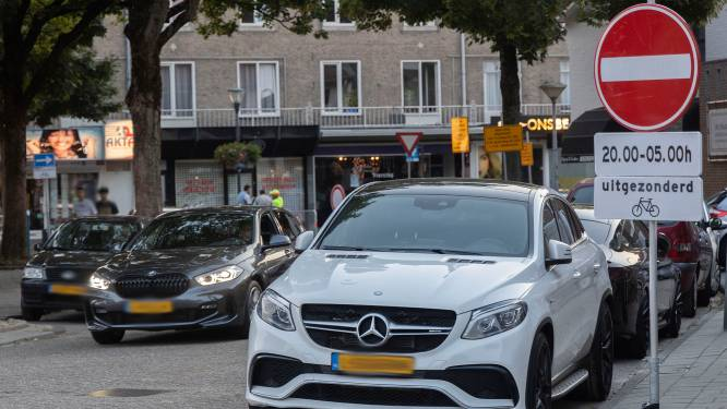 Afsluiting Eindhovense Kruisstraat was 'overhaast' en 'onzorgvuldig'