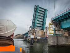 Flinke files verwacht bij Haringvlietbrug: rijstroken dicht en snelheidsverlaging