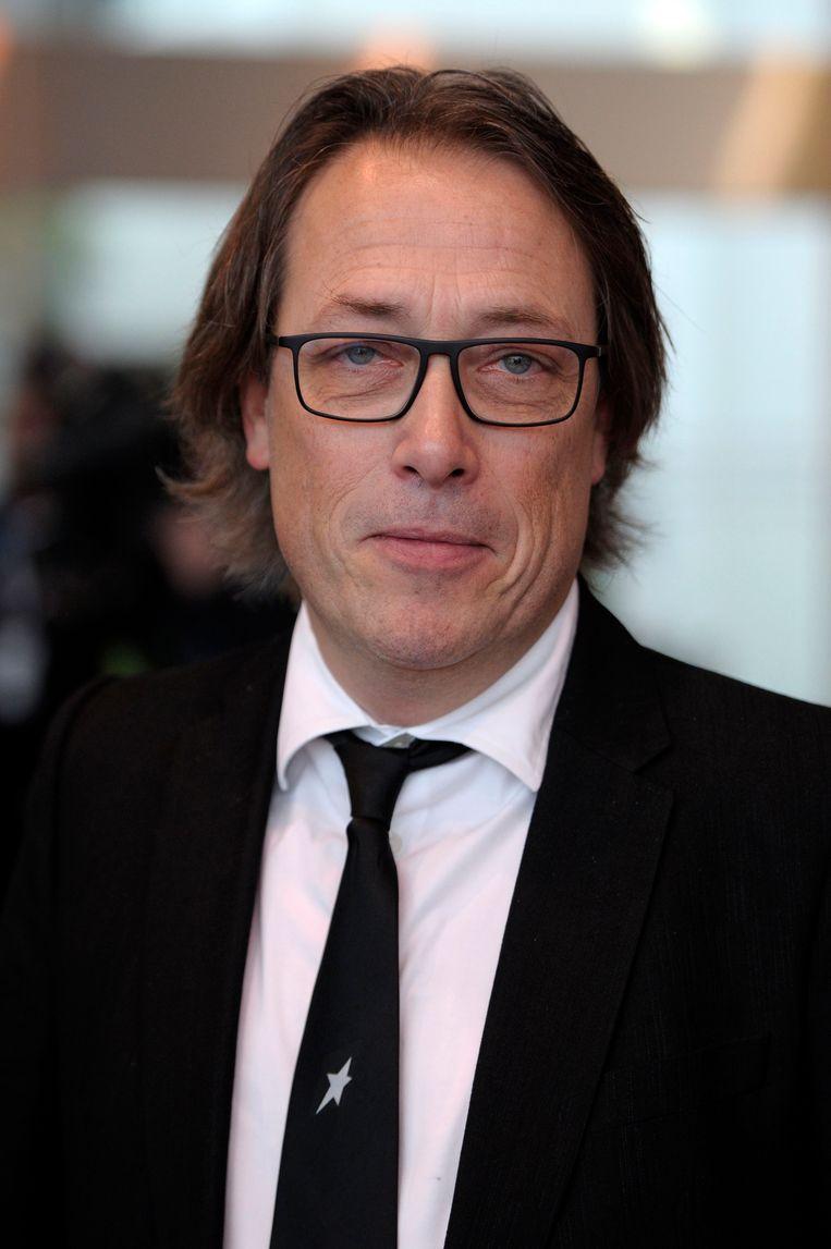 Kris Hoflack verlaat Medialaan. Beeld BELGA