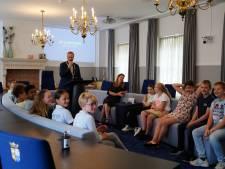 Meer fantasie, bomen en gemakkelijke woorden graag in Hilvarenbeek, adviseert de Kinderraad in een eigen 'troonrede'