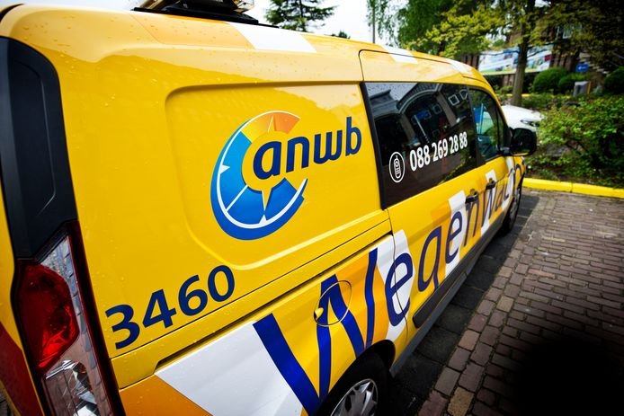 Auto van de ANWB-alarmcentrale. Foto ter illustratie.