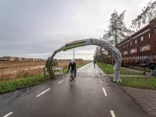 Kleine vrachtwagen ramde kunstwerk in Zwolle, dader spoorloos: 'Zo jammer'