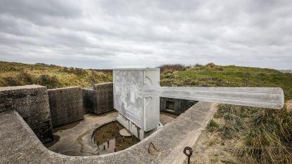 Batterij Aachen weer open na drie jaar restauratie: betonnen kanon en kunsthuis krijgen veel bekijks
