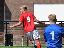 Van der Laan blijft maar scoren voor JVC