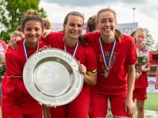 Het gat met de mannen is nog tonnen, maar de vrouwen van FC Twente komen eraan
