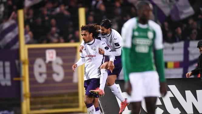 Sept buts et mission accomplie pour Anderlecht à La Louvière