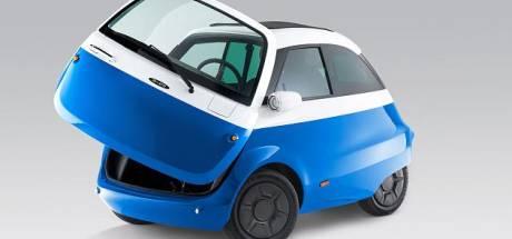 Snoezige Isetta keert terug als elektrische stadsvlo