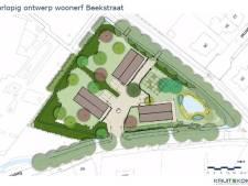 Kritiek op nieuwe woningen aan Beekstraat Nuenen: ze zijn wat groot