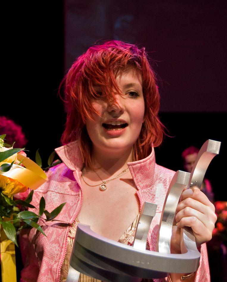 Roosbeef bij de uitreiking van De Eerste Prijs in 2009. Beeld anp