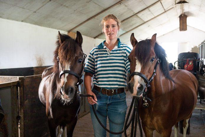 Marijke Hammink is opnieuw Nederlands kampioen mennen, nu richt ze e blik op het WK in Frankrijk.