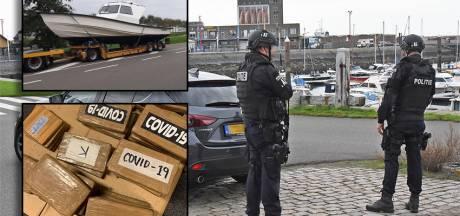 Trio uit Zwolle, Kampen en Urk langer in de cel voor grote cokevangst Zeeland