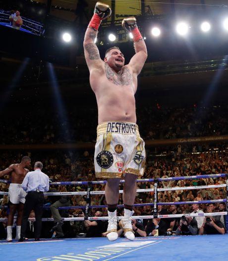 Voormalig rivaal van Anthony Joshua maakt rentree tegen boksveteraan Chris Arreola