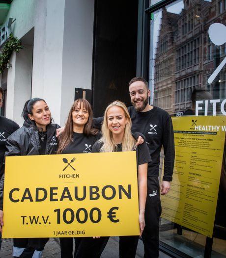 """Drie Fitchen-vestigingen in vijf maanden tijd in Gent: """"Snelle én gezonde maaltijd is het gat in de markt"""""""