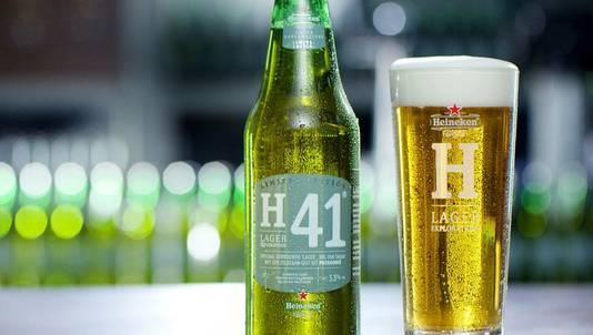 Het Heinekenbier gebrouwen met wilde gist uit Patagonië.
