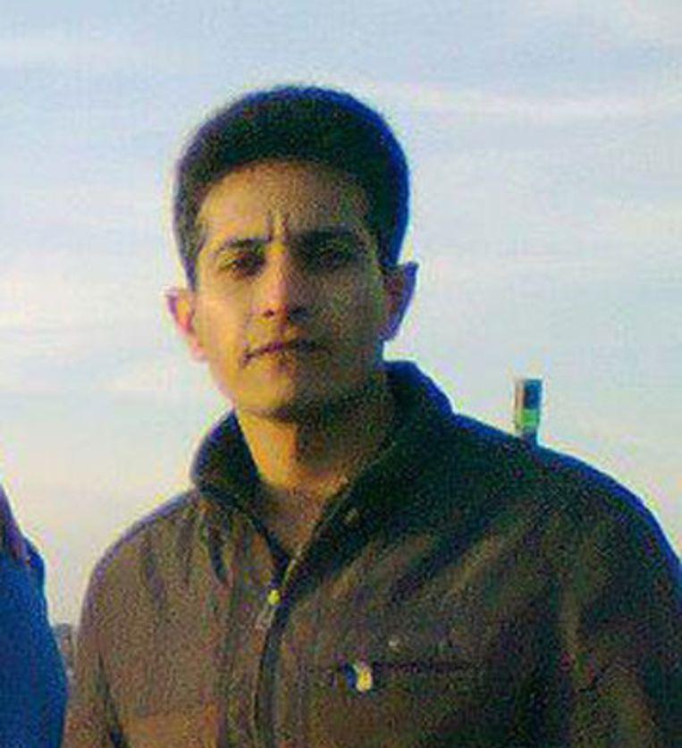 De uitgeprocedeerde Aref keerde naar Afghanistan terug, waar hij door de taliban werd vermoord. Beeld kos