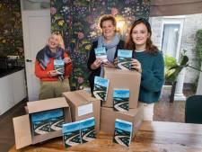 Creatief drietal maakt scheurkalender over Hoeksche Waard: 'Nooit geweten dat Sabina van Egmont hier ligt begraven'