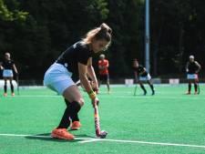 Pools international Aleksandra Dyminska wil Alphen naar overgangsklasse helpen: 'Ik wil zo hoog mogelijk spelen'