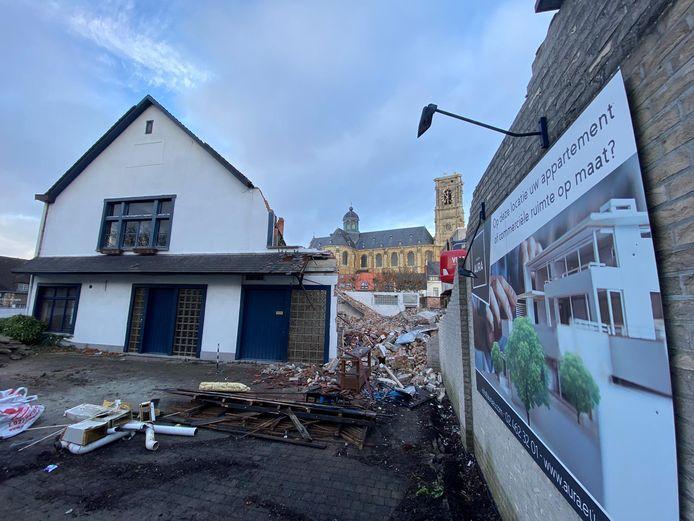 Feestzaal Waux-Hall wordt afgebroken