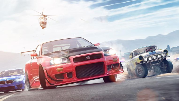Need for Speed Payback Beeld