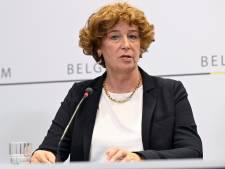 Petra De Sutter confirme l'intention d'activer la loi pandémie