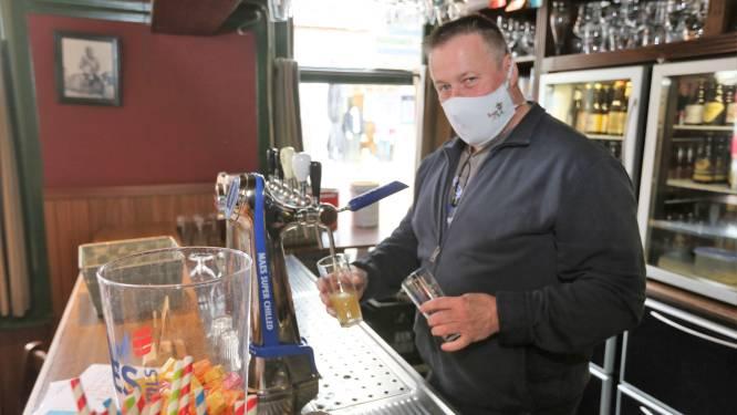"""Cafébaas Bruno Vandierendonck (Vaantjesboer) over de heropening: """"Klaar om pinten te tappen maar bang afwachten tot 8 mei"""""""
