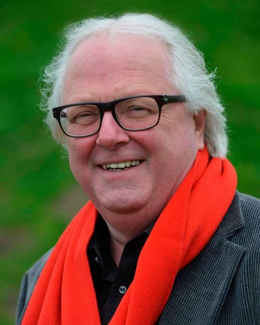 Alhard Hungerink - voorzitter Stichting Sportpark Maurik-Oost