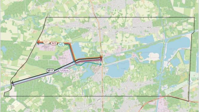 """Geluidsmetingen zijn volgende stap voor nieuwe verbindingsweg tussen N18 en N118: """"Eindelijk kunnen we doorgaand verkeer in dorpskernen weren"""""""