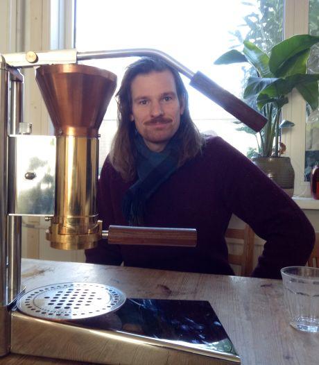 In de Pioenroosstraat in Eindhoven: De ultieme espresso bij Wouter Strietman