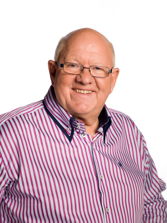 Henk Wijngaard, zanger/vrachtwagenchauffeur.