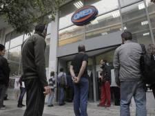 Le chômage n'en finit plus de grimper en Grèce