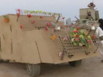 """""""Boeket des doods"""": waarom zelfmoordterroristen letterlijk in de bloemetjes gezet worden"""