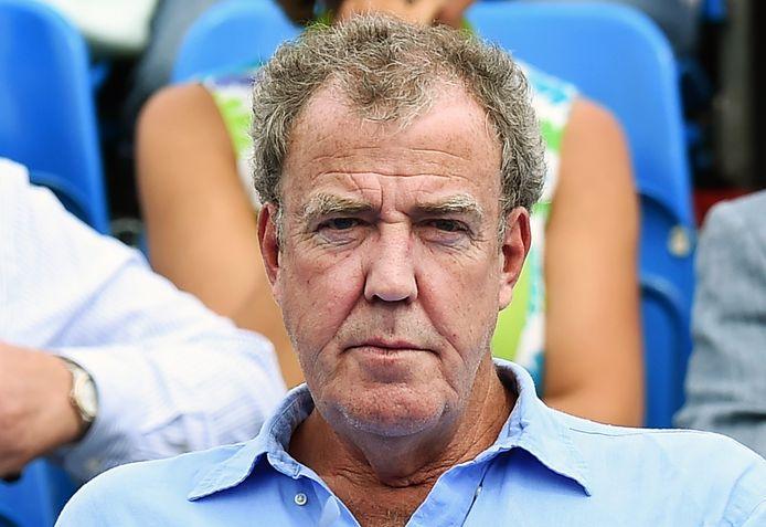 Jeremy Clarkson, oud-presentator van 'Top Gear'. Archiefbeeld.