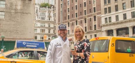 Nederlandse gin maakt furore op New Yorks oesterfestival