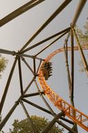 De Rollercoaster haalt snelheden tot 106 kilometer per uur.