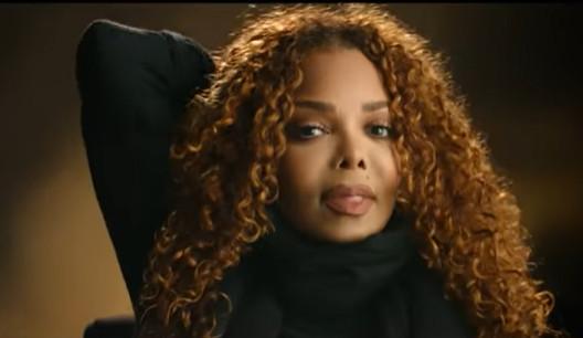 Janet Jackson dans le documentaire JANET.